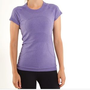 Lululemon run swiftly tech short sleeve